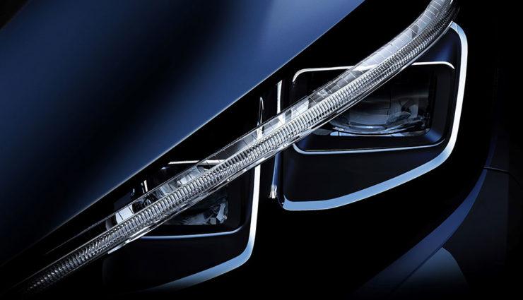 Neuer Nissan LEAF: Erster Teaser veröffentlicht