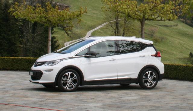 Verkaufsstart für Opel Ampera-e in der Schweiz