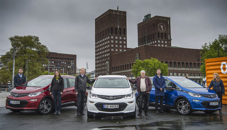 """Opel: Elektroauto Ampera-e kommt """"bis Ende dieses Jahres"""" nach Deutschland"""