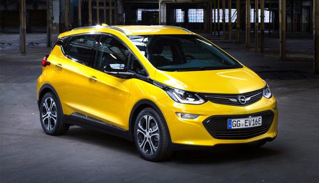 Opel-Elektroauto Ampera-e: Massive Lieferschwierigkeiten?