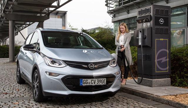 Opel Ampera-e: Volle Verfügbarkeit erst 2018/2019?