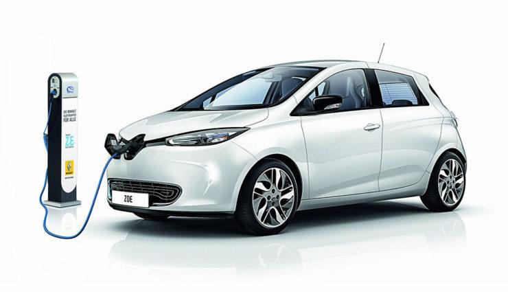 Stadt Stuttgart ordert 44 neue Elektroautos von Renault