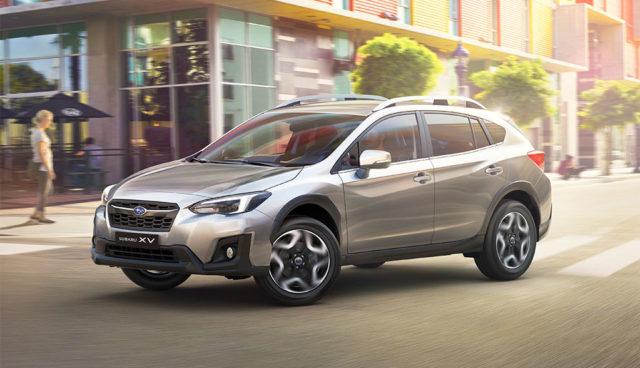 Subaru-Elektroauto