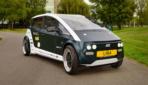 Lina: Das Elektroauto aus Biomaterial