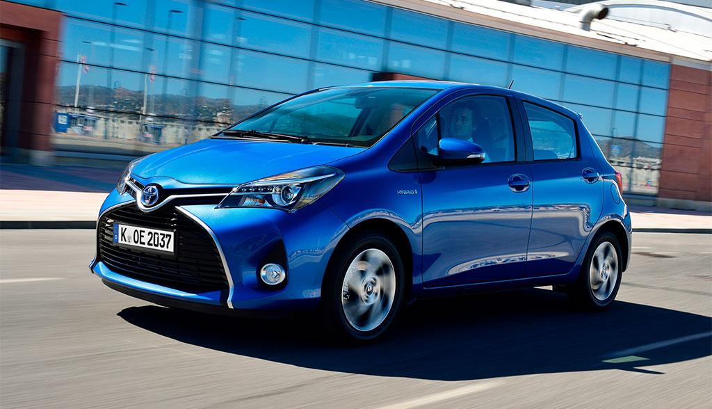 Hybridiauto Toyota