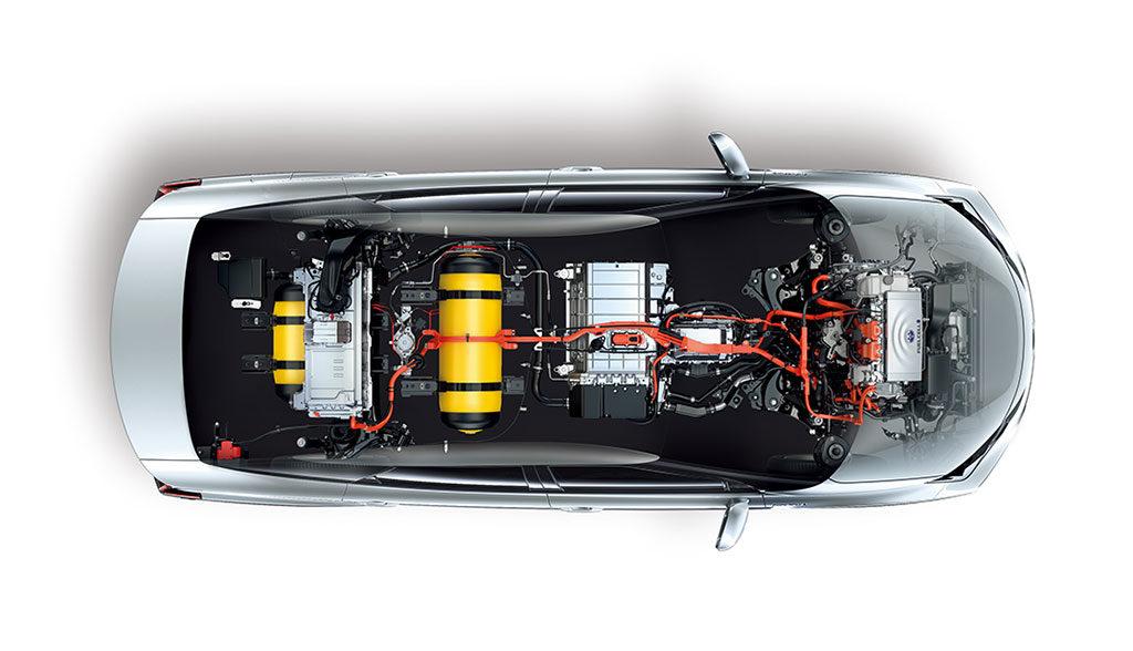 VW-Bosch-Brennstoffzelle-Wasserstoff-Elektroauto-Entwicklung