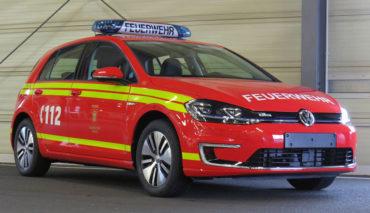 VW-e-Golf-Feuerwehr-Muenchen