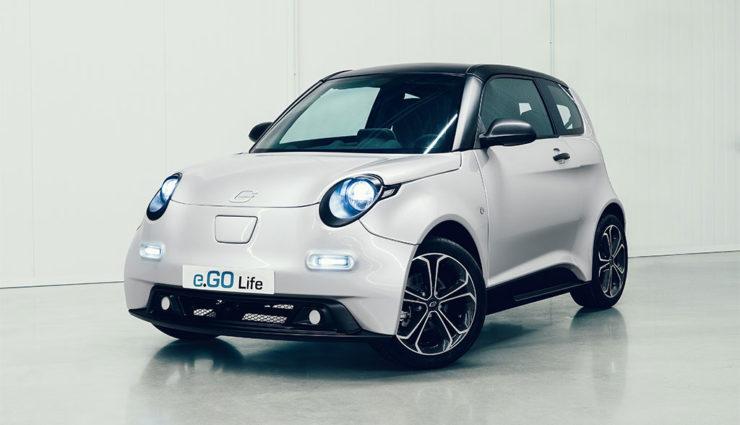 Deutscher Elektroauto-Flitzer e.GO Life: Erste Vorserienversion vorgestellt