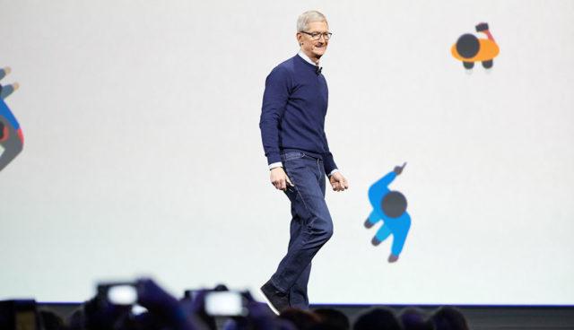 """Apple-Chef zu möglichem eigenen Elektroauto: """"Wir werden sehen, wohin es geht"""""""