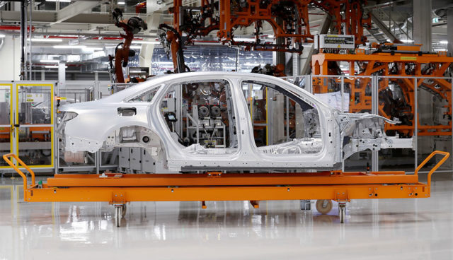 Audi: 48-Volt-Netz ab 2022 in allen Baureihen