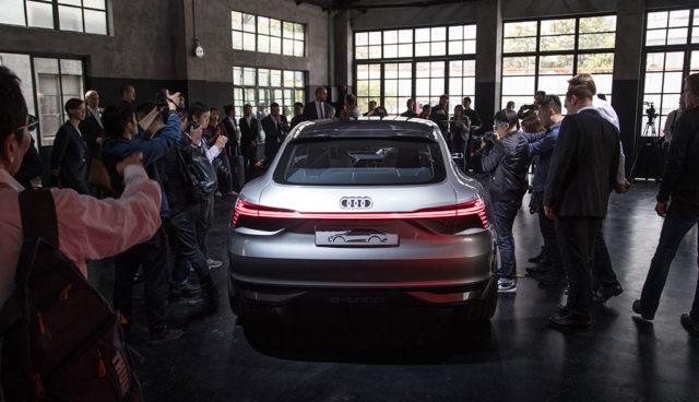 Audi: Deutsche Standorte fühlen sich bei Elektromobilität benachteiligt