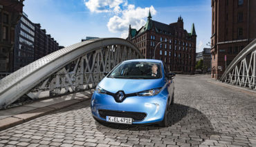 Elektroauto-Quote-Europa