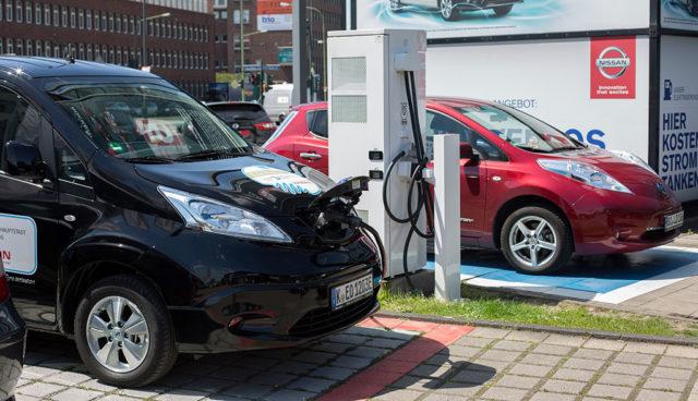 Studie: Die Mehrheit der Deutschen ist für Elektroautos