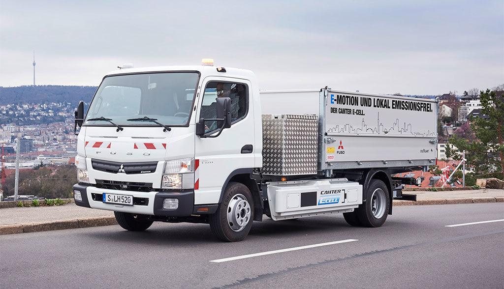 Fuso-eCanter-Elektro-Truck