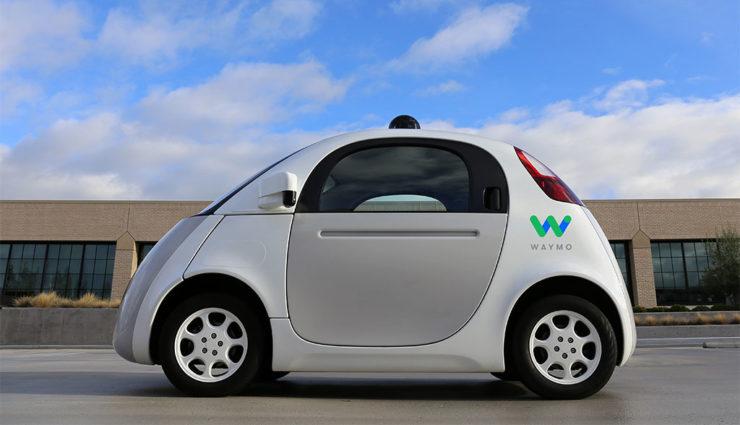 Googles Elektroauto-Zweisitzer werden ausgemustert