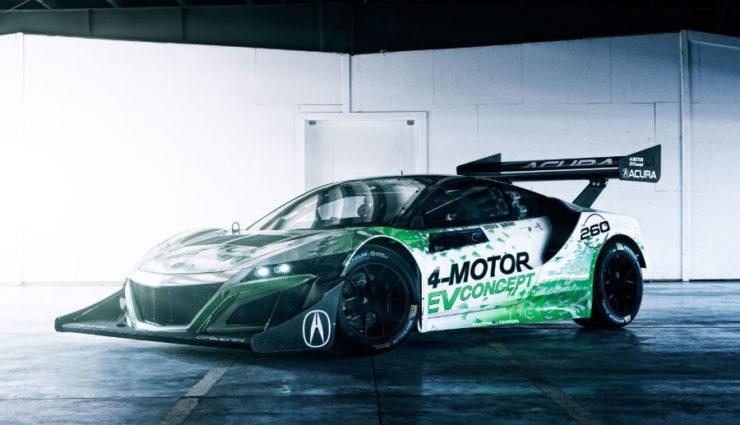Honda: Nächster NSX könnte ein Elektroauto werden