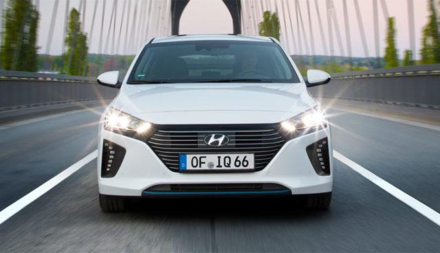 Hyundai Ioniq Plug-in-Hybrid kostet ab 29.900 Euro