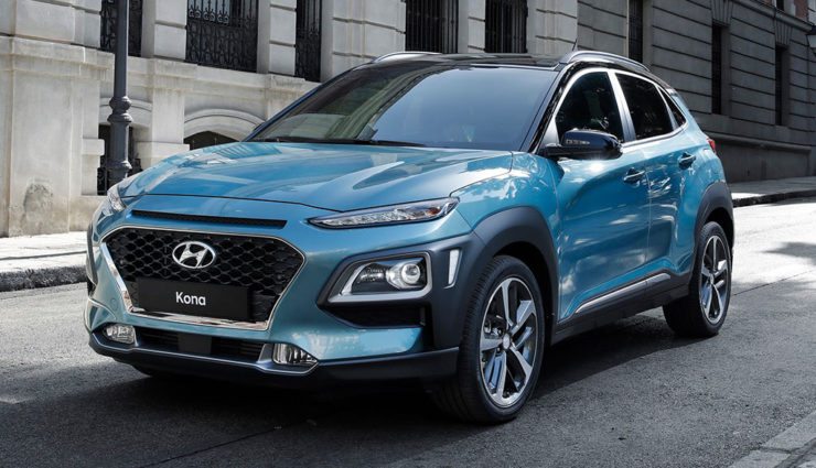 Hyundai: Elektroauto-SUV Kona kommt 2018