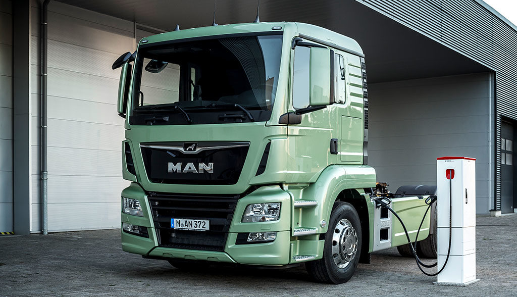 MAN-Steyr-Elektro-Lkw-Elektromobilitaet