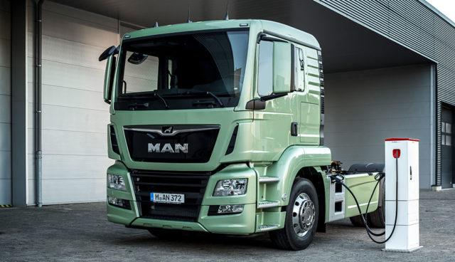 MAN Steyr: Ohne Personalabbau Richtung Elektromobilität