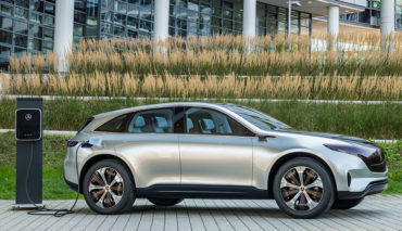 Mercedes-Elektroauto