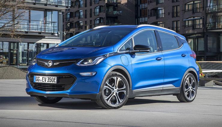 Opel Ampera-e kann ab sofort reserviert werden