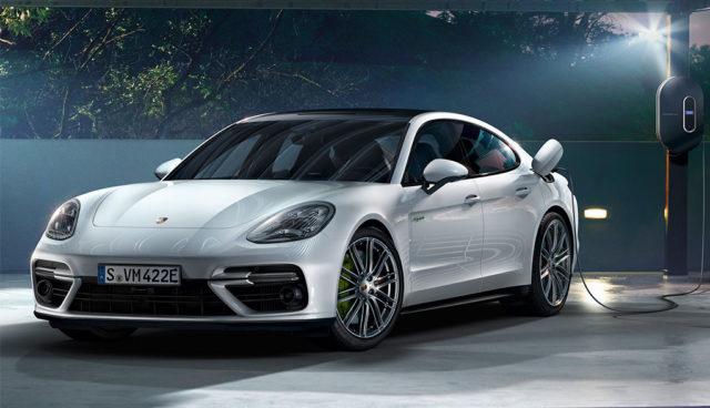 Porsche: 50 Prozent Elektro-Anteil bis 2023, nächster Macan nur noch als Stromer?
