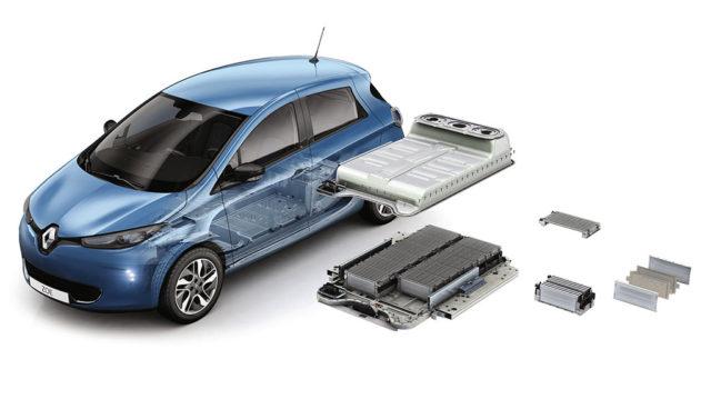Zweites Leben für Elektroauto-Akkus: Renault-Nissan plant Megabatterie