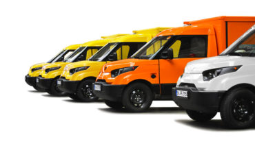 StreetScooter-Elektroauto-Transporter