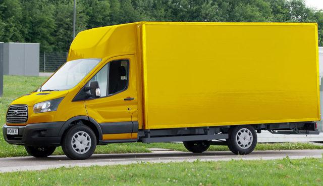 Deutsche Post/StreetScooter und Ford bauen großen Elektro-Transporter