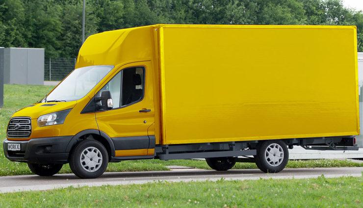 Elektro-Transporter: Partnerschaft von Post und Ford