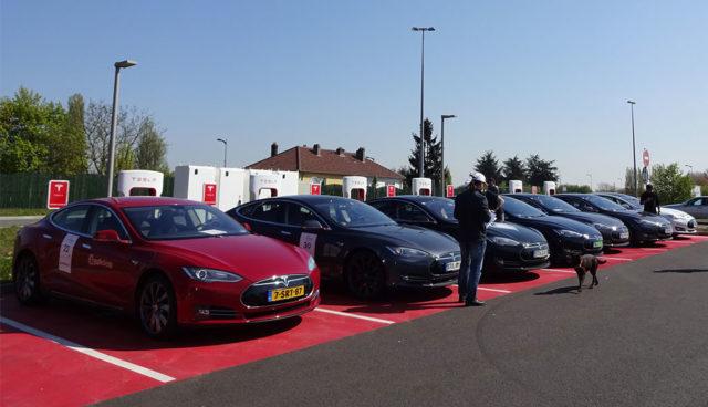 Tesla Supercharger: Nutzung durch andere Elektroauto-Marken weiter im Gespräch