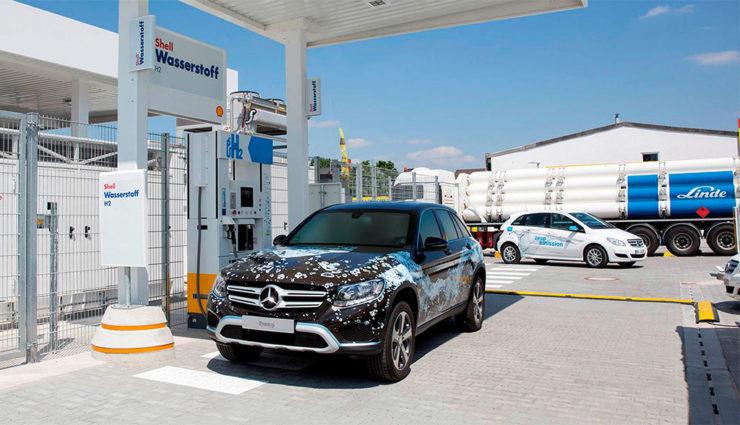 Nord-Süd-Knotenpunkte: Neue Wasserstoff-Tankstellen für Frankfurt und Wiesbaden