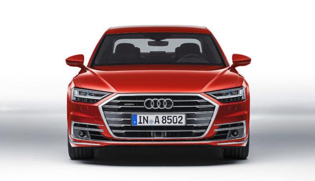 Neuer Audi A8 mit Mild-Hybrid vorgestellt, Plug-in-Version L e-tron quattro kommt später