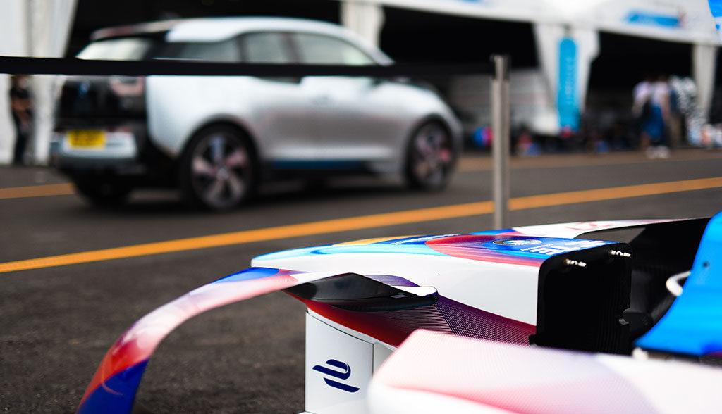 BMW-Formel-E
