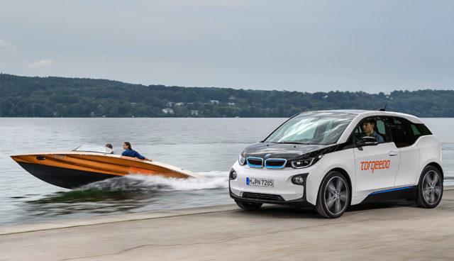BMW liefert Elektroauto-Akku für Wasser-Stromer von Torqeedo