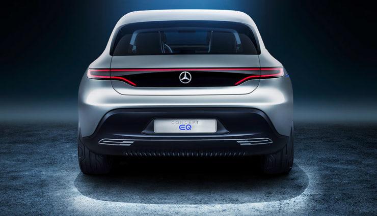 EQ/eQ: Daimler und Chery Automobile  teilen sich Elektroauto-Marke