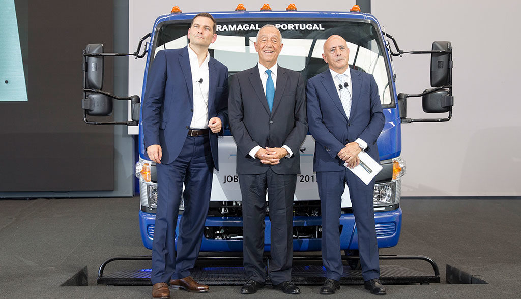 Daimler-Fuso-eCanter-Elektro-Lkw