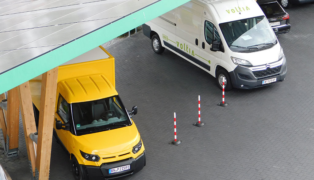 Elektro-Transporter Bakery Vehicle One ab sofort bestellbar