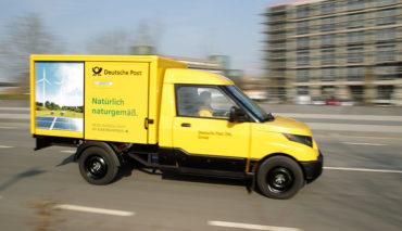 Elektro-Transporter-Essen