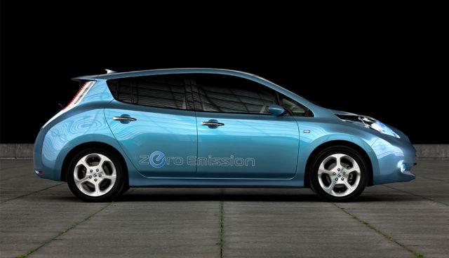 """Nissan klärt auf: """"Das kostet Elektromobilität"""""""