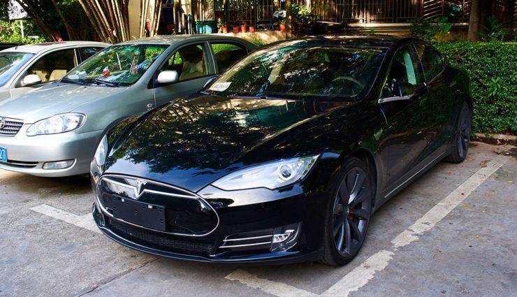 """Elektroauto-Quote: Autoindustrie schickt """"Brandbrief"""" an China"""