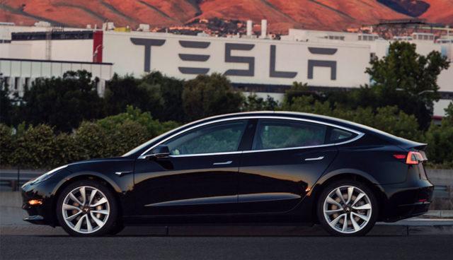 Tesla Model 3: So sieht die Serienversion aus