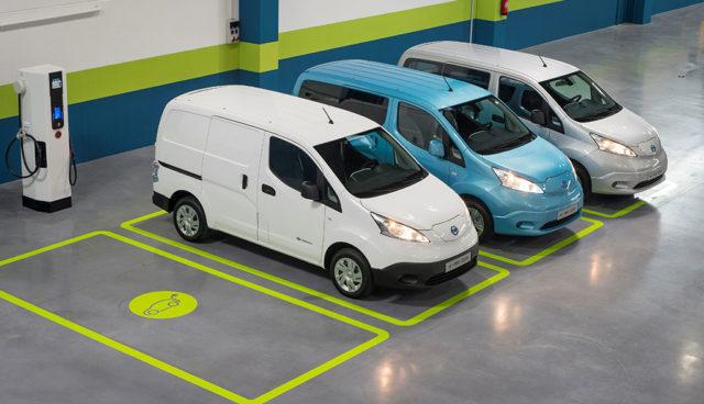 Nissan: Elektroantrieb gute Lösung für leichte Nutzfahrzeuge