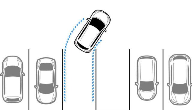 Neuer Nissan LEAF kann selbstständig einparken