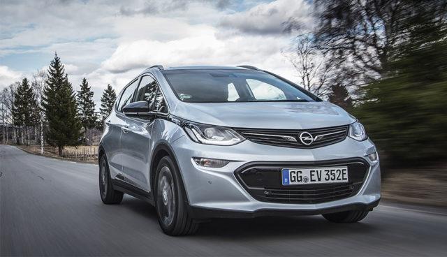 Opel Ampera-e: Deutschland-Kontingent vorerst erschöpft