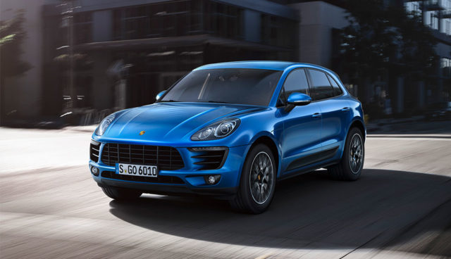Porsche denkt über Elektroauto-Macan und -Cayenne nach