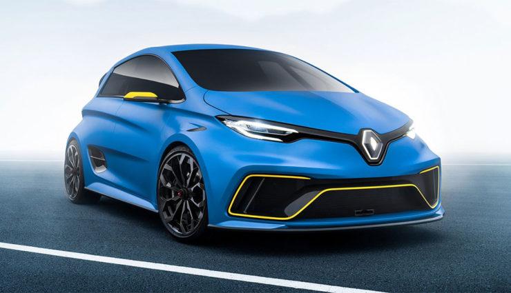 Renault ZOE RS: Elektroauto-Renner könnte in Serie gehen