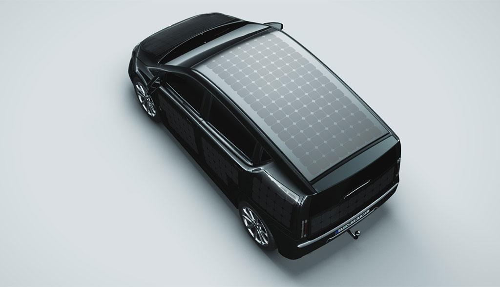 Sono Sion - Solar Assisted EV - Fuel Economy, Hypermiling ...
