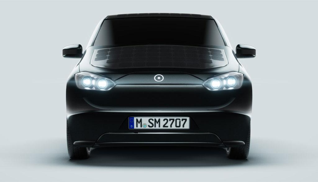 Sono Motors präsentiert Solarauto Sion